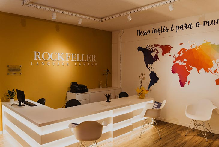 Vantagens de ter uma Franquia Rockfeller Language Center