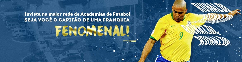 Franquia Ronaldo Academy