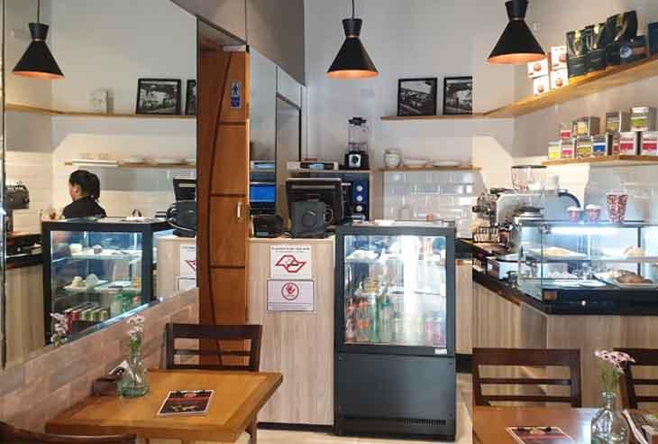 Qual é o preço da Franquia SaboreaTéy Café