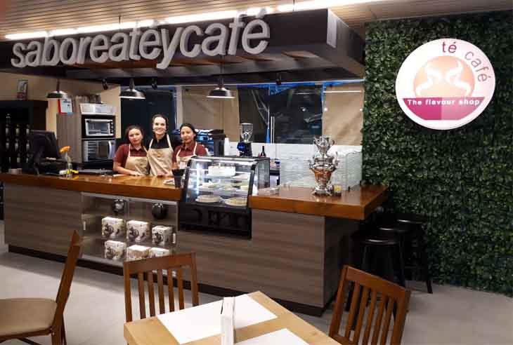 Qual é o valor da Franquia SaboreaTéy Café