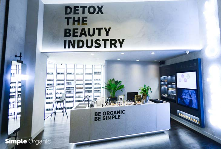 Franquia Simple Organic adquira uma
