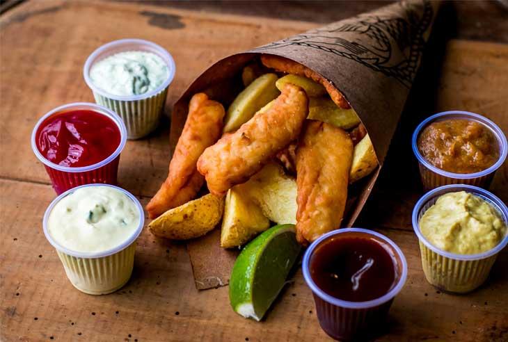 Abrir uma Franquia Sirène Fish & Chips