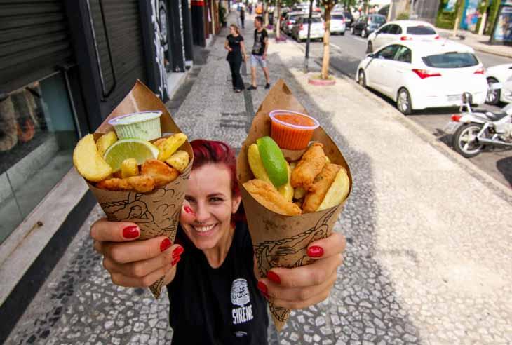 Como funciona a Franquia Sirène Fish & Chips