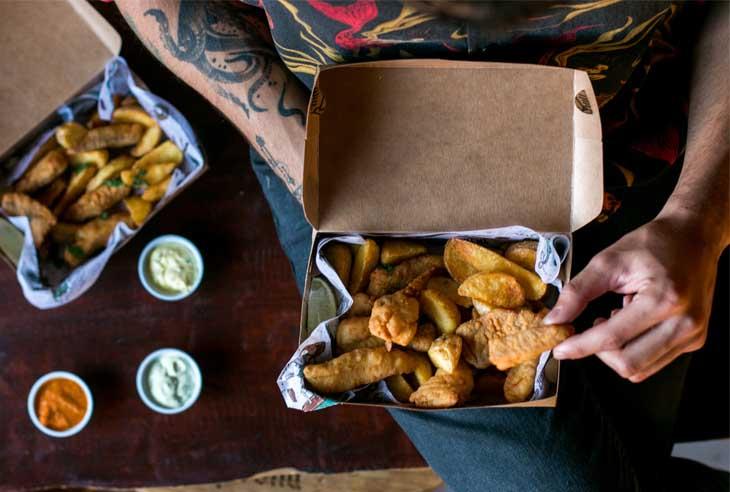 Circular de Oferta da Franquia Sirène Fish & Chips