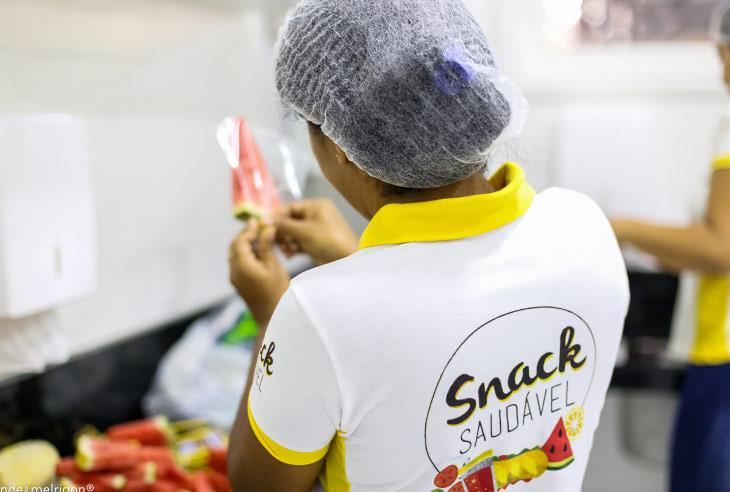Circular de Oferta da Franquia Snack Saudável