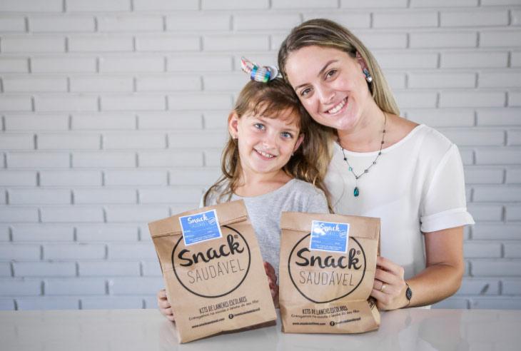 Investimento de uma Franquia Snack Saudável