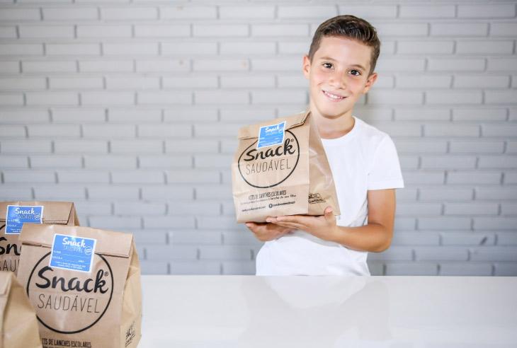 Benefícios de uma Franquia Snack Saudável