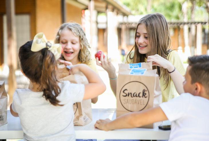 O que a Franquia Snack Saudável oferece