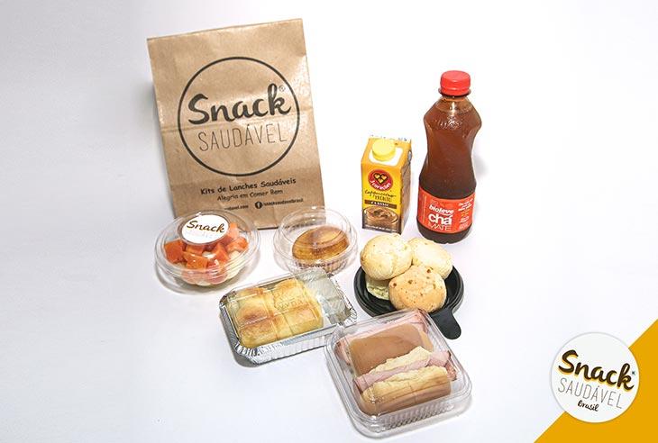 Franquia Snack Saudável qual é o preço
