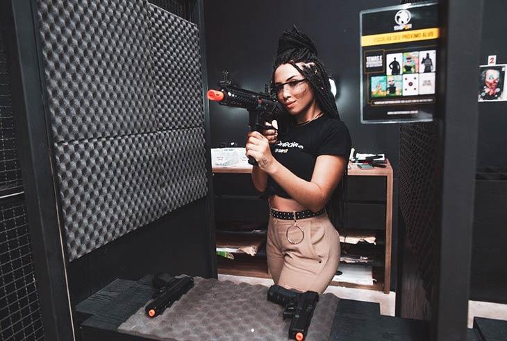 Franquia Sniper adquira uma