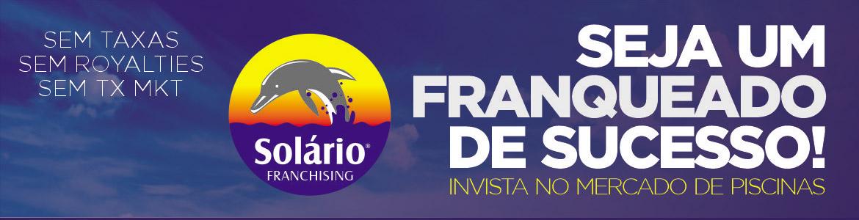 Franquia Solário Piscina