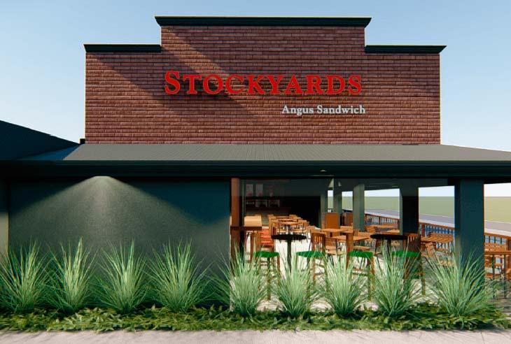 Investimento de uma Franquia Stockyards Angus Sandwich