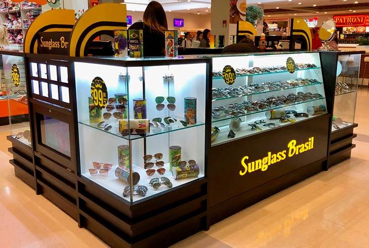 Quanto custa Franquia Sunglass Brasil