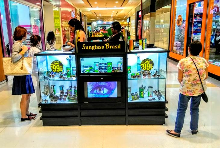 Qual é o valor da Franquia Sunglass Brasil