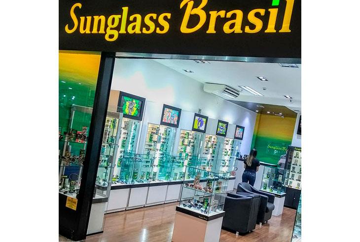 Taxa da franquia Sunglass Brasil