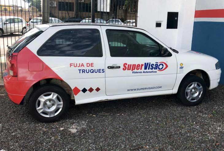 Qual é o preço da Franquia SUPER VISÃO PERÍCIAS AUTOMOTIVAS
