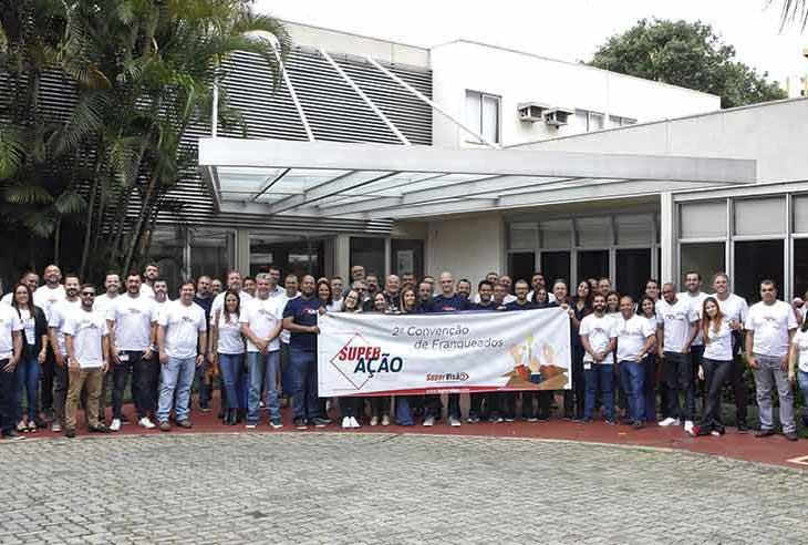 Franquia SUPER VISÃO PERÍCIAS AUTOMOTIVAS abrir uma