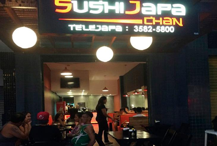 Quanto custa Franquia SushiJapa Chan