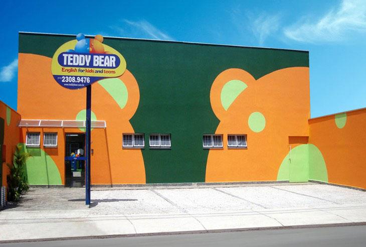 Franquia Teddy Bear oportunidade