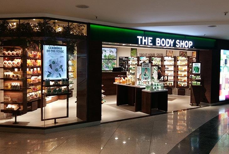 Franquia The Body Shop adquira uma