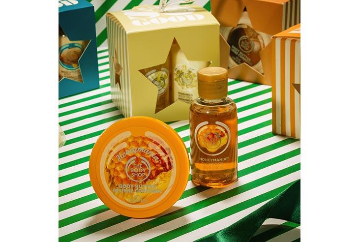 Circular de Oferta da Franquia The Body Shop