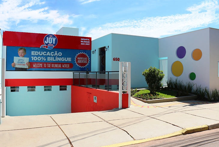 Adquirir uma Franquia The Joy School