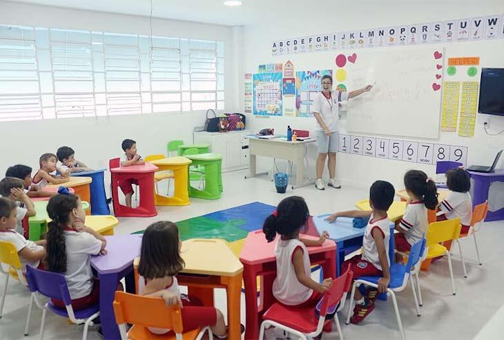 Franquia The Joy School preço
