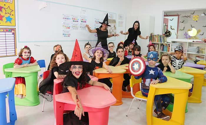 Franquia The Joy School