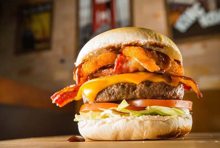 Franquia Tico's Burger investimento