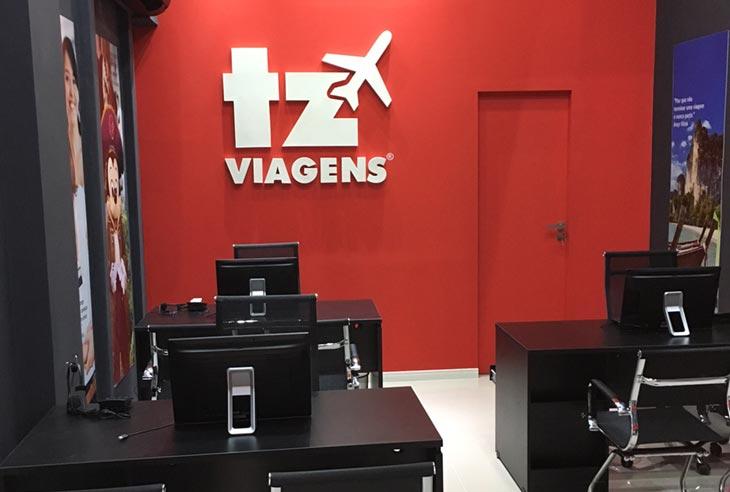 Taxa da franquia TZ Viagens