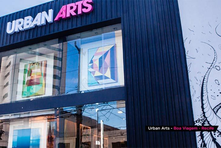 Quero comprar uma Franquia Urban Arts