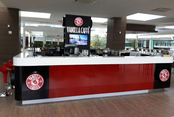 Qual é o preço da Franquia Franquia Vanilla Caffé
