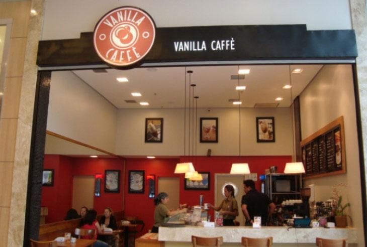 Qual é o valor da Franquia Franquia Vanilla Caffé