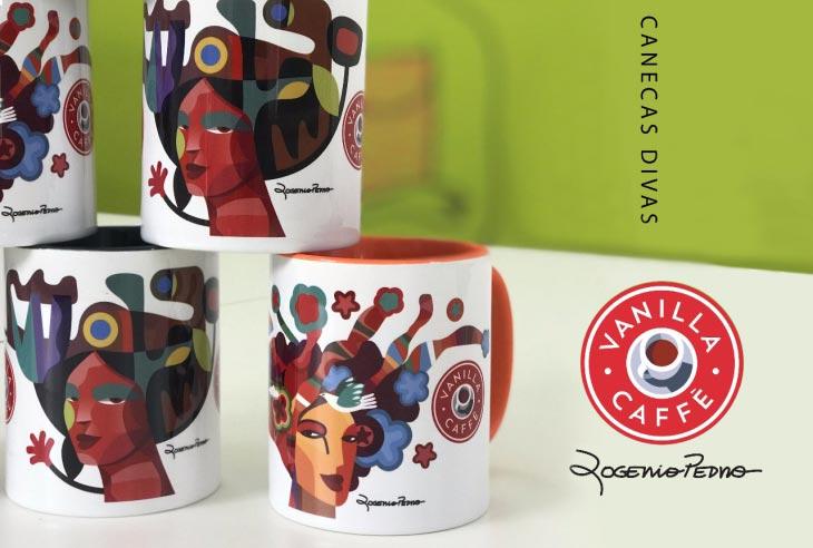 Franquia Franquia Vanilla Caffé tenha seu próprio negócio