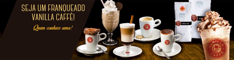 Franquia Vanilla Caffé