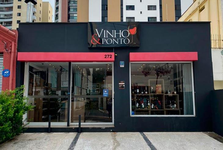 Franquia Vinho & Ponto qual é o valor