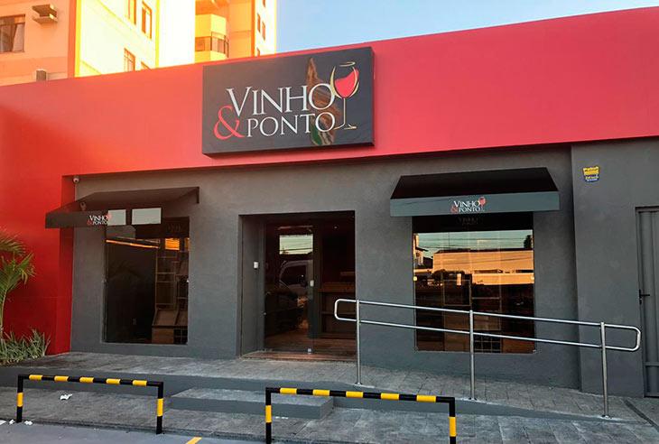Taxa da Franquia Vinho & Ponto