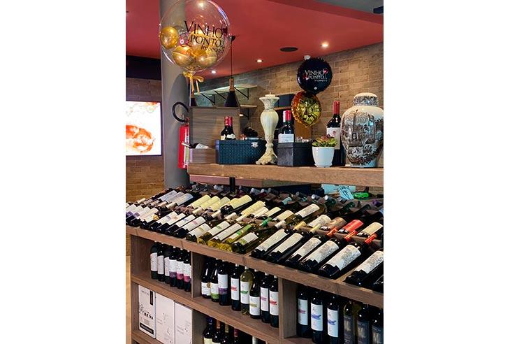 Franquia Vinho & Ponto como funciona