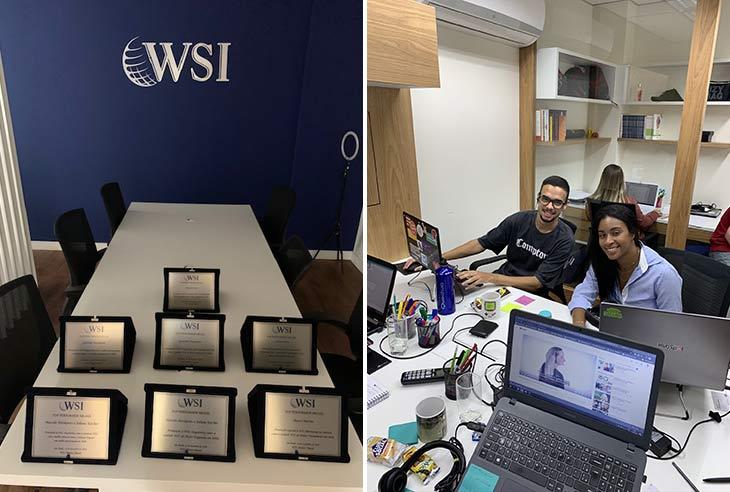 Vantagens e benefícios da Franquia WSI Brasil
