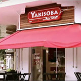 Formulário Yakisoba Factory