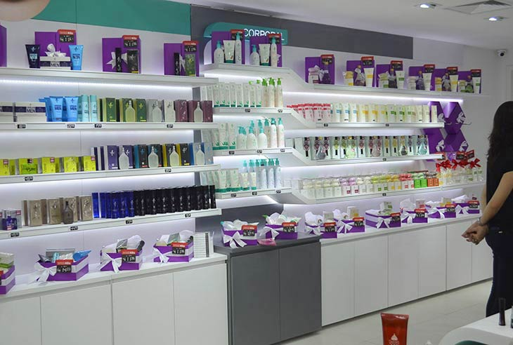 Franquia Yes! Cosmetics investimento