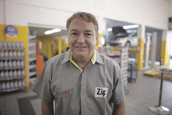 Zip Lube - História da Franquia